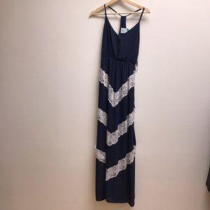 Navy blue Judith March dress